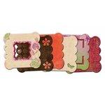 Bo Bunny - Garden Girl Collection - Mini Edgy Album - Garden Girl