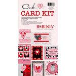 Bo Bunny Press - Crush Collection - Valentine - Card Kit