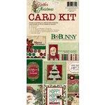 Bo Bunny Press - Father Christmas Collection - Card Kit
