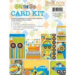 Bo Bunny - On The Go Collection - Card Kit