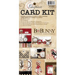 Bo Bunny - Timepiece Collection - Card Kit