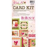 Bo Bunny Press - Vicki B Collection - Card Kit