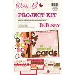 Bo Bunny Press - Vicki B Collection - Project Kit