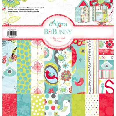 Bo Bunny - Alora Collection - 12 x 12 Collection Pack