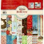 Bo Bunny Press - Blitzen Collection - Christmas - 12 x 12 Collection Pack