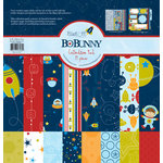Bo Bunny Press - Blast Off Collection - 12 x 12 Collection Pack