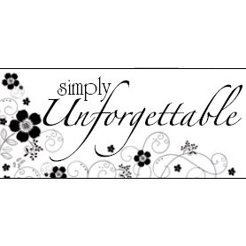 Bo Bunny Press - Unforgettable Collection - Clear Transparency - Simply Unforgettable