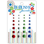 Bo Bunny Press - Block Party Collection - I Candy Jewels - Block Party, CLEARANCE