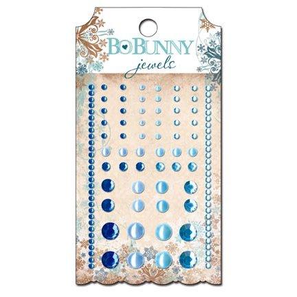 Bo Bunny Press - Snowfall Collection - Bling - Jewels
