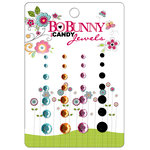 Bo Bunny Press - Petal Pushers Collection - I Candy Jewels - Petal Pushers, CLEARANCE