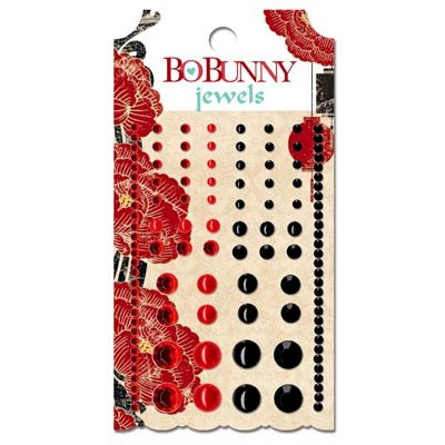 Bo Bunny - Serenity Collection - Bling - Jewels