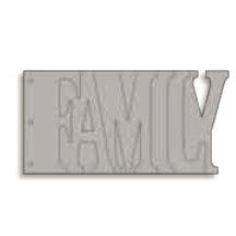 Bo Bunny Press - Album - My Word - Family