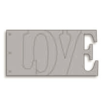 Bo Bunny Press - Album - My Word - Love
