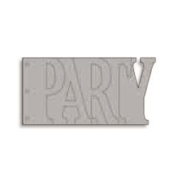 Bo Bunny Press - Album - My Word - Party