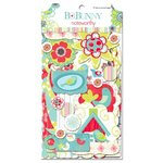 Bo Bunny - Alora Collection - Note Worthy Journaling Cards