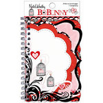 Bo Bunny Press - Crush Collection - Valentine - Note Worthy Journaling Cards - Crush
