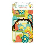 Bo Bunny - Hello Sunshine Collection - Note Worthy Journaling Cards