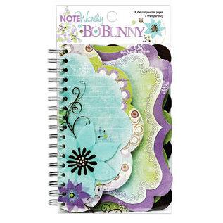Bo Bunny Press - Winter Joy Collection - Christmas - Note Worthy Journaling Cards - Winter Joy