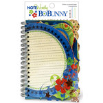Bo Bunny Press - Block Party Collection - Note Worthy Journaling Cards - Party Notes