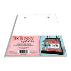 Bo Bunny Press - Purse Board Book, CLEARANCE