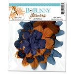 Bo Bunny Press - Paradise Collection - Flowers, CLEARANCE
