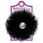 Bo Bunny - Whoo-ligans Collection - Halloween - Petals - Black Tulle