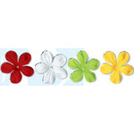 Bo Bunny Press - Calypso Collection - Flowers, CLEARANCE