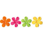 Bo Bunny Press - Popsicle Collection - Flowers, CLEARANCE