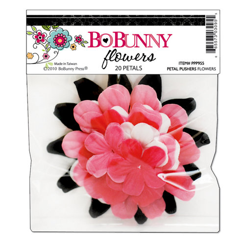 Bo Bunny Press - Petal Pushers Collection - Flowers, CLEARANCE