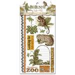 Bo Bunny - Zoology Collection - Rub Ons