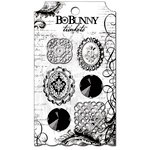 Bo Bunny - Enchanted Collection - Metal Embellishments - Trinkets