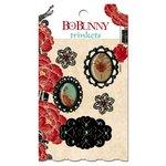 Bo Bunny - Serenity Collection - Metal Embellishments - Trinkets