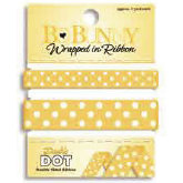 Bo Bunny - Double Dot - Wrapped In Ribbon - Buttercup