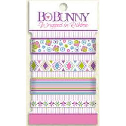 Bo Bunny Press - Wrapped in Ribbon - Spring Jewels