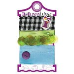 Bo Bunny Press - Whoo-ligans Collection - Halloween - Ribbon Wraps - Whoo-ligans