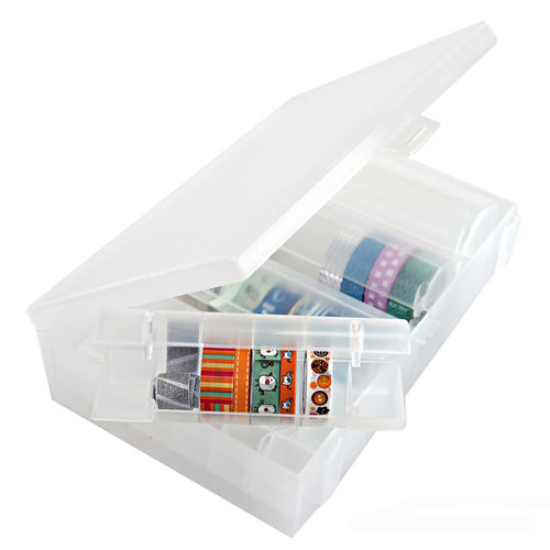 Best Craft Organizer - Wall Box Storage System - Ribbon Starter Kit