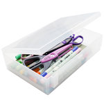 Best Craft Organizer - Wall Box Storage System - Single Box