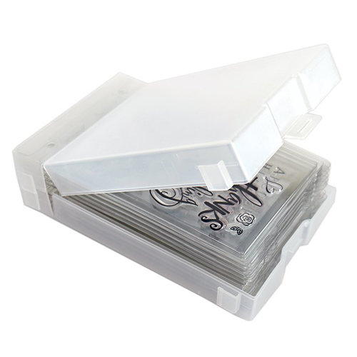 Best Craft Organizer - Wall Box Storage System - Stamp 'n Die Storage