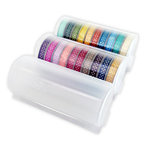 Best Craft Organizer - Large Washi Tape and Ribbon Dispenser - 3 pack