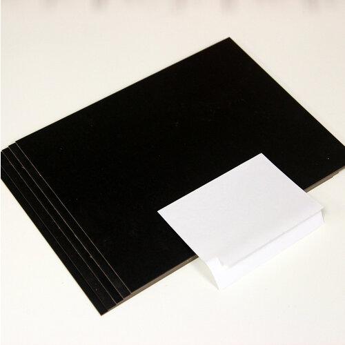 Stamp N Storage - 8.5 x 11 Magnet Card - 5 Pack