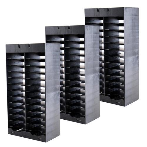 Best Craft Organizer - PortaInk Standard Case - Ink Pad Storage - 3 Pack Set