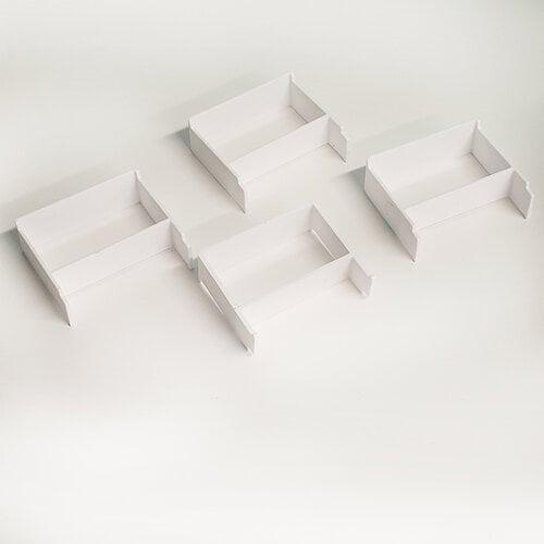 Best Craft Organizer - PortaInk - Insert - White