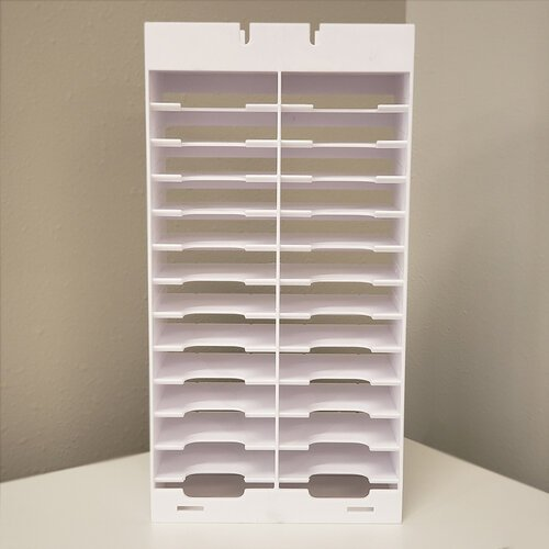 Best Craft Organizer - PortaInk - Standard - White