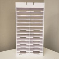 Best Craft Organizer - PortaInk - Standard - White