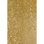 Buckle Boutique - Dazzling Diamond Self Adhesive Sticker Sheet - Gold