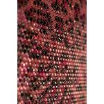 Buckle Boutique - Dazzling Diamond Self Adhesive Sticker Sheet - Hot Pink Cheetah
