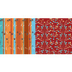 CherryArte - 12x12 Paper - Morocco Collection - Poppy Seed, CLEARANCE