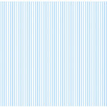 Canvas Corp - Blue and Ivory Collection - 12 x 12 Paper - Ribbon Stripe