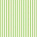 Canvas Corp - Green and Ivory Collection - 12 x 12 Paper - Ribbon Stripe