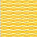 Canvas Corp - Brights Collection - 12 x 12 Paper - Yellow and White Mini Dot Reverse